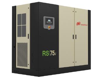 RS系列微油螺杆式空气压缩机45-75KW